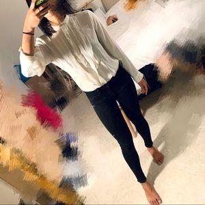 Ann Taylor blouse size S